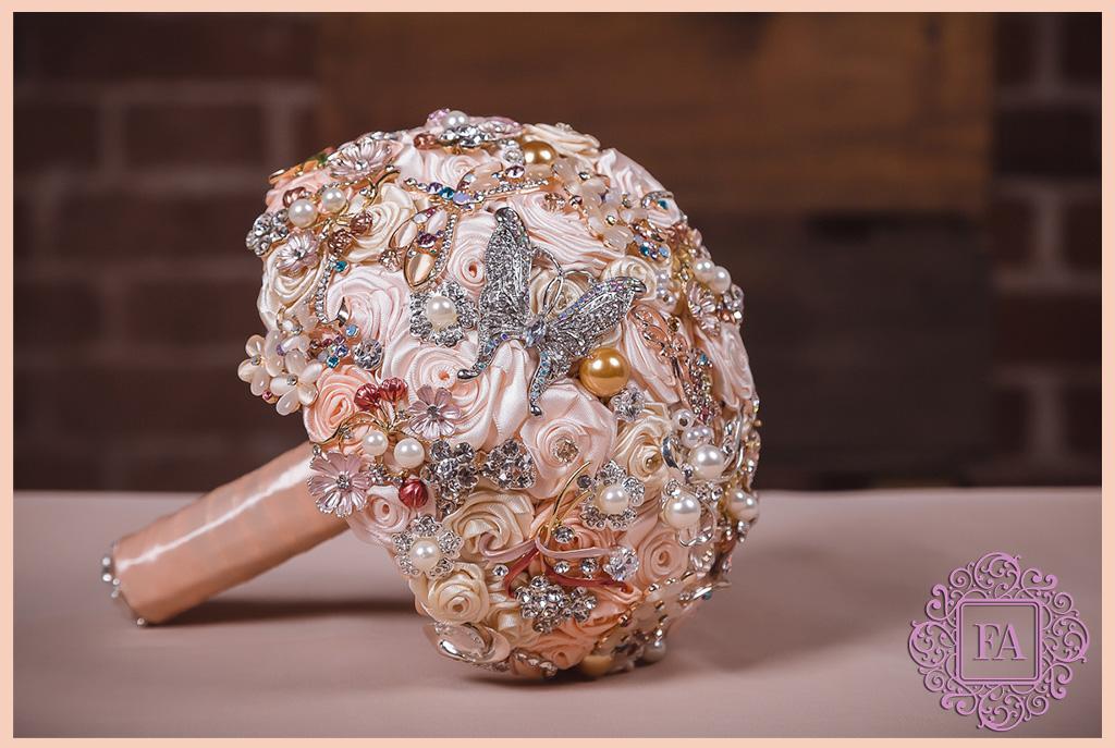 Необычный букет невесты купить киев